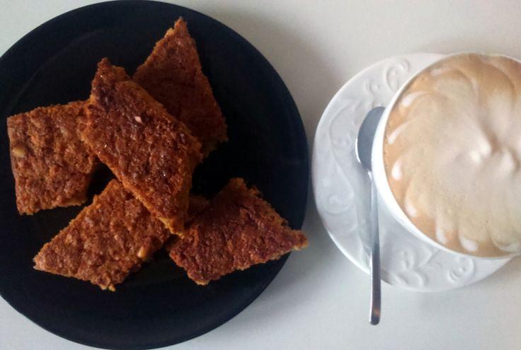 Ciasto marchewkowe bez mąki