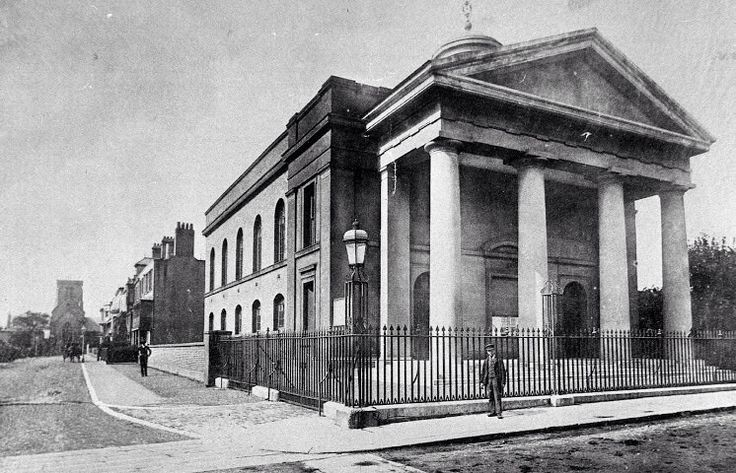 St. Paul's, Chapel Road, #Worthing This building is next to #WorthingMuseum