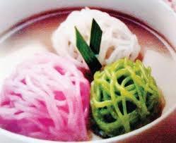 Kue Putu Mayang - Indonesian Cookies