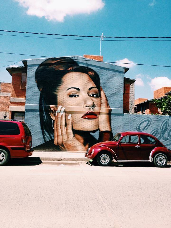 Image result for graffiti art selena