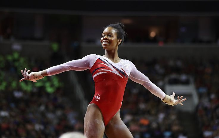 This Is What Olympic Gymnast Gabby Douglas Eats In A Day - SELF