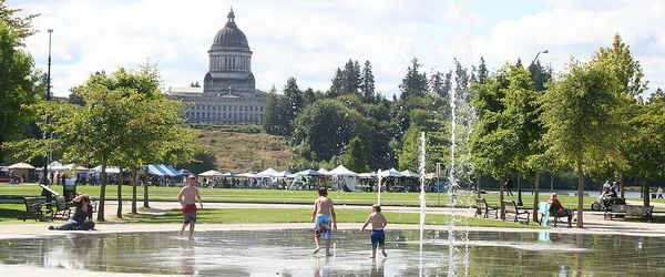 Favorite Things to do in Olympia WA... this will be useful, especially if Joe and I ever move there!