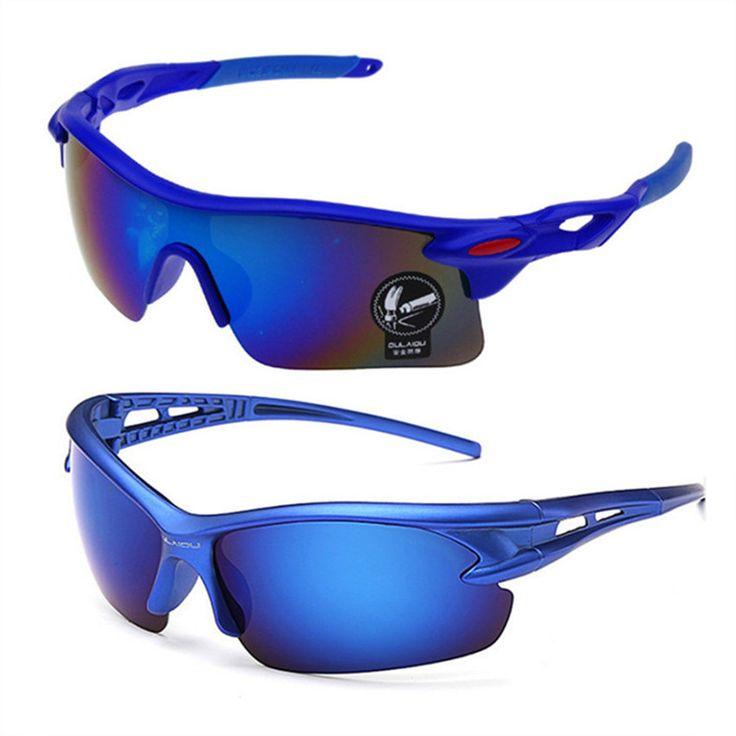Men's Brand Sport Sunglasses UV400 Mens Designer Glasses for Driving Man Night Vision Goggles Driving Sun glasses Two types