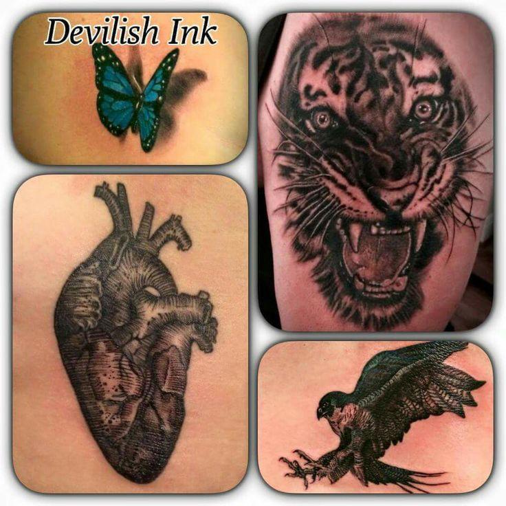 My tattoo artwork