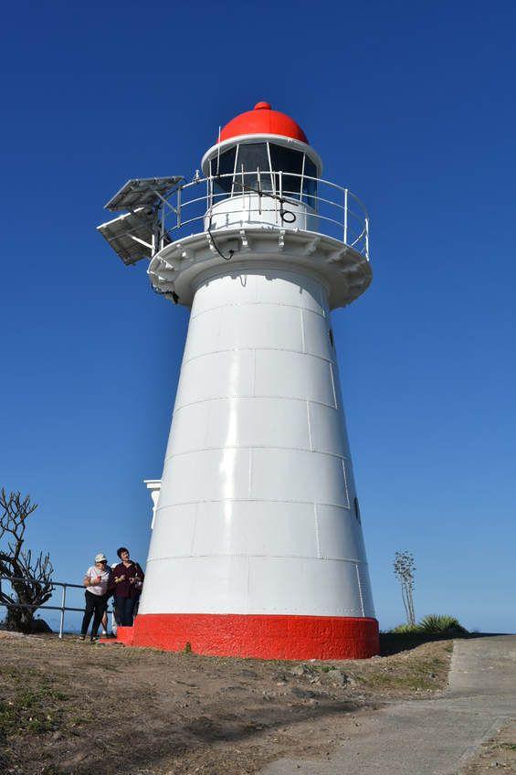 Cape Cleveland Lighthouse Tour by Leah Johnson