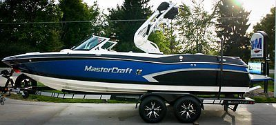 Master Craft Boat