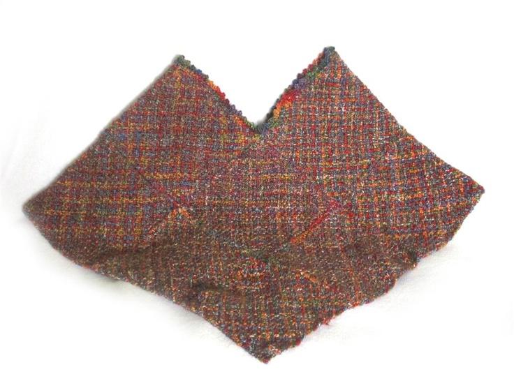 poncho antonia (telar+crochet)