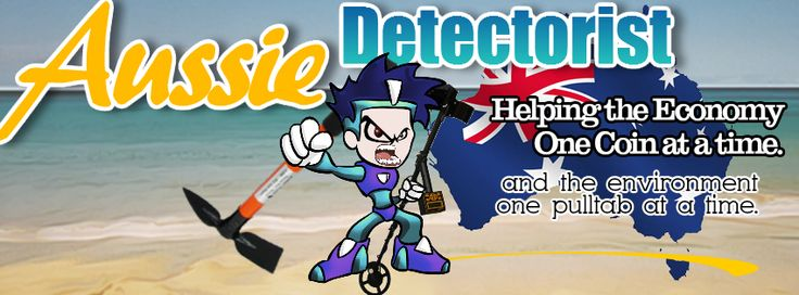 Aussie detectorist, come and say g'day!