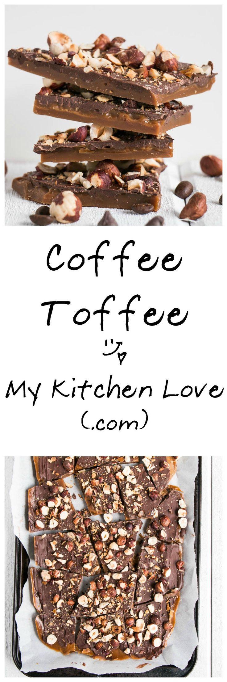 Coffee Toffee | My Kitchen Love