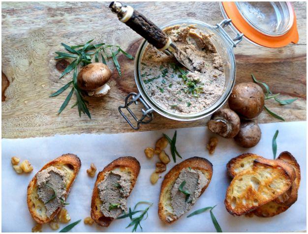 Грибной паштет — Кулинарная книга - рецепты, фото, отзывы