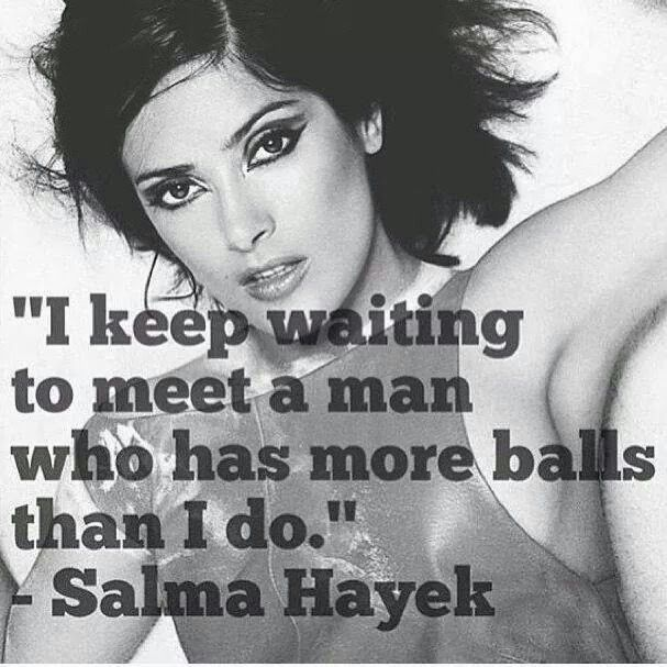 Me too Salma Hayek