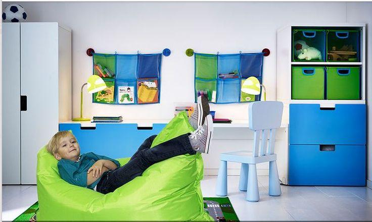 Poducha w pokoju dziecka to mega wygodny fotel dla dzieci.