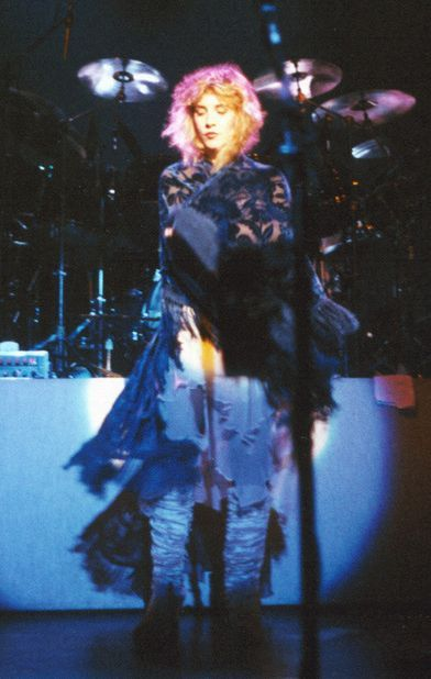 Stevie Nicks Blue Lamp Shawl   Google Search