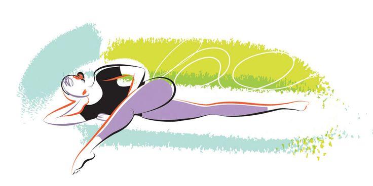 Ballet Gym: ginnastica ed esercizi per le spalle da fare a casa | Donna Moderna
