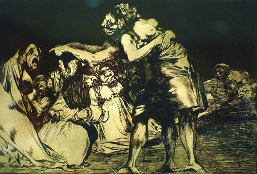 Goya - Disparate Matrimonial