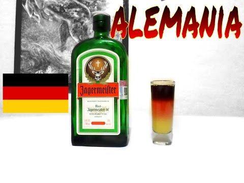 Alemania/Germany - Tragos y Cócteles/Cocktails & Shots - YouTube