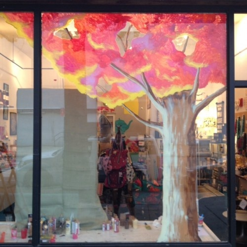 11 best Window Painting Art images on Pinterest