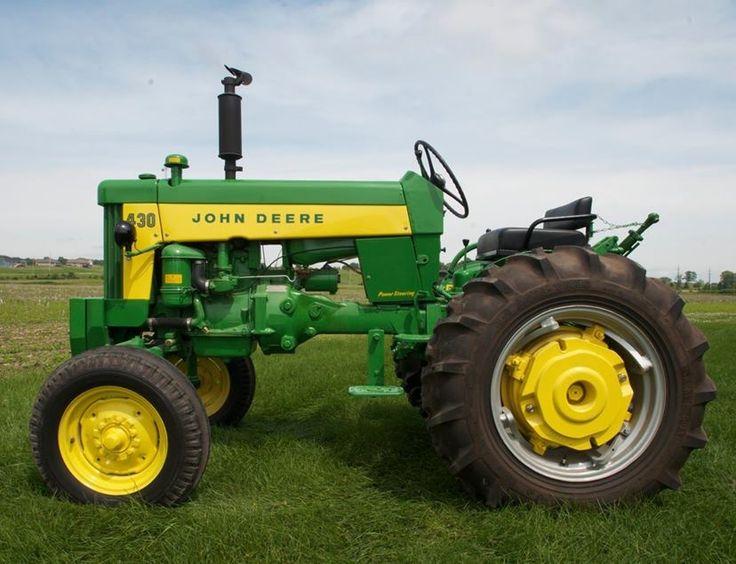 John Deere 430 Just Cool Tractors Pinterest John Deere
