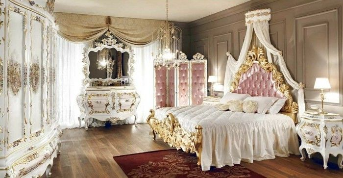 Antike Spiegel – ausgefallene Dekoration für das Zimmer ...