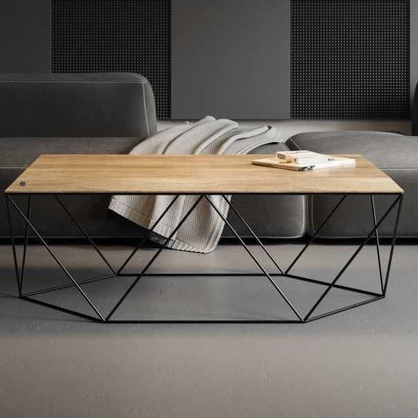 Clair Rectangle Basse 2019Design En Table Bois 1Tlu53FJcK