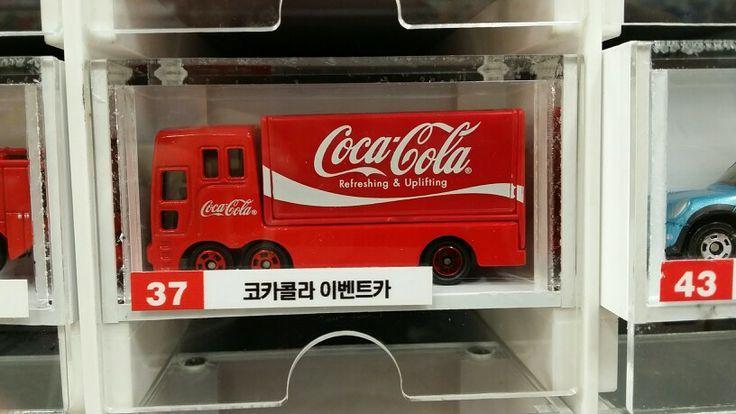 토미카 37 - 코카콜라 이벤트 카