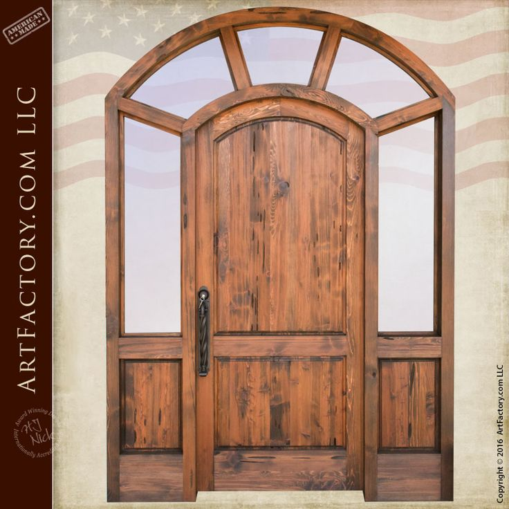 217 best Hand Crafted Doors images on Pinterest | Solid wood ...