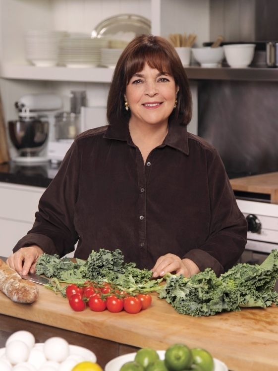 Ina throws open the doors of her Hamptons home for delicious food, dazzling ideas and good fun on Barefoot Contessa.