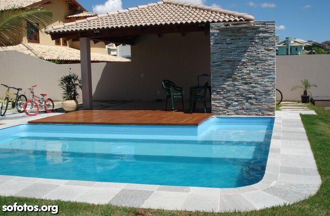 Quintal com piscina de fibra pesquisa google for Piscinas de fibra pequenas precios