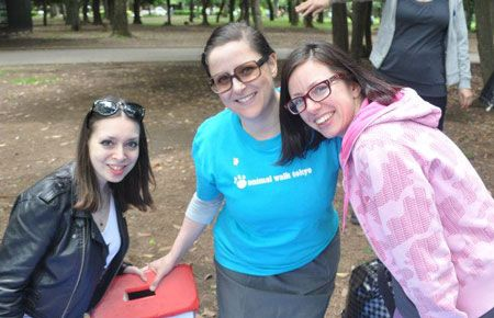 animal walk tokyo -- multicultural group working to help animals in Japan