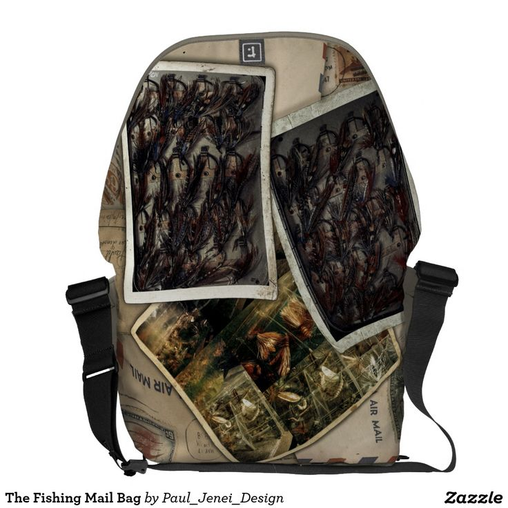 The Fishing Mail Bag