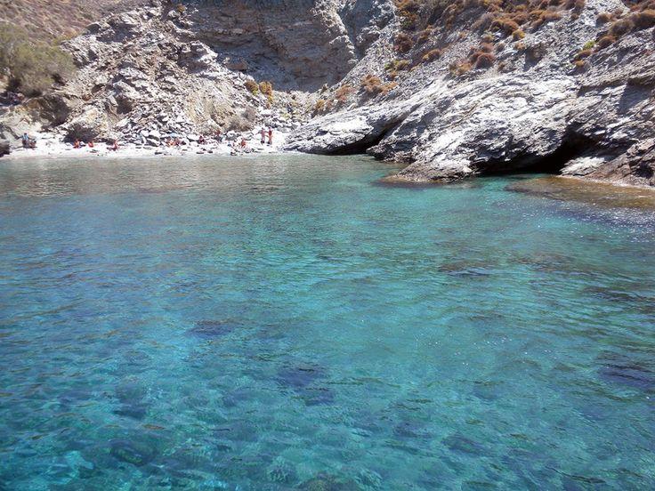 #AmbeliBeach #Folegandros #Summer #Vacation #Greece  Photo credits: scooterlandvenetia.com