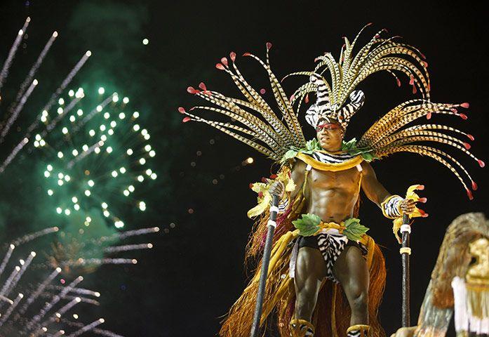 Carnival, Rio Brazil