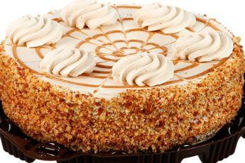 Домашний торт Крем-брюле. Простой в приготовлении, но очень вкусный!