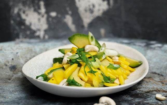 Avocado og mangopassion - fit living - ALT.dk