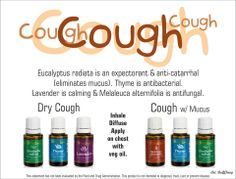 Couldn't find specifics about a cough, but a great post about getting into YL.