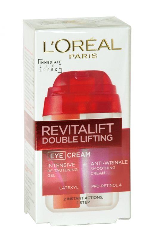 Loreal revitalift double lifting eye cream 15ml
