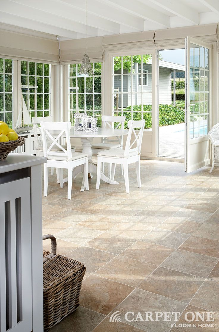 Vinyl Flooring Is Beautiful Affordable And Durable