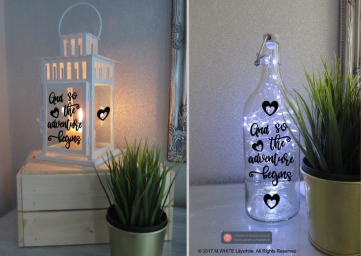 Best Vinyl Glass Stickers DIY Gifts Images On Pinterest - Vinyl stickers for glass bottles