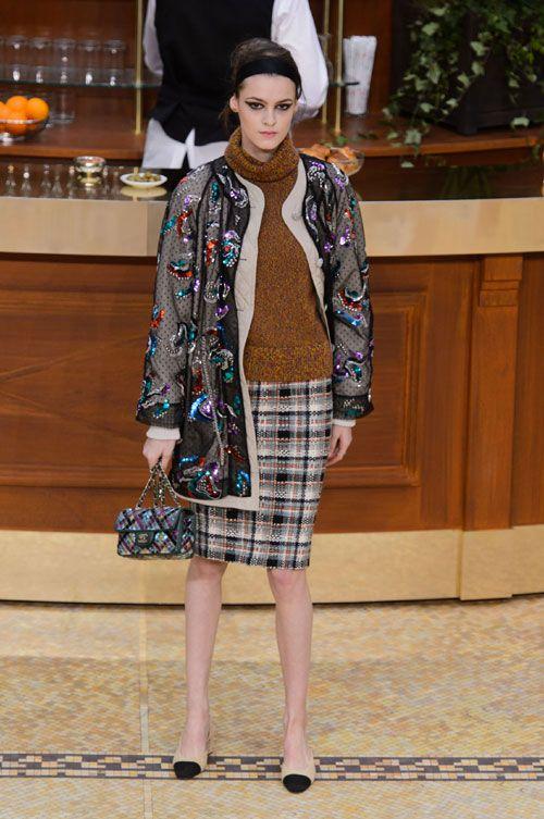 Chanel toamna iarna 2015-2016 (12) - Elle.ro