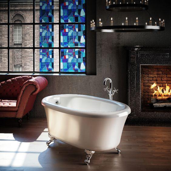 24 best Bathtub Dreams images on Pinterest   Bathrooms, Bathtub ...