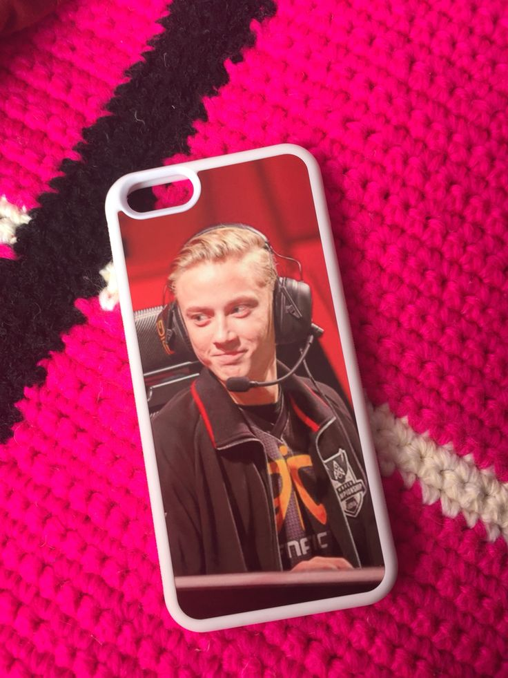 My new case  #Rekkles #Fantic