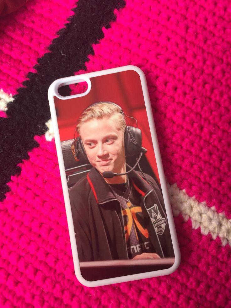 My new case  #Rekkles #Fantic