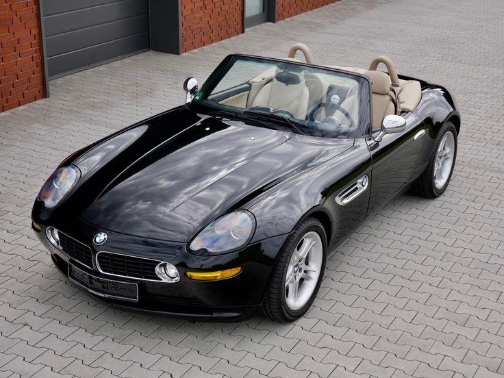 2001 BMW Z8 - schwarz / crema | Classic Driver Market