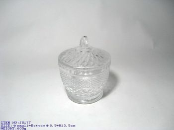 glass jar, View jar, Product Details from Shaanxi Langhao Enterprise Co., Ltd. on Alibaba.com