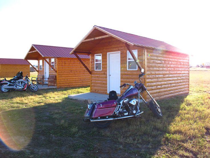 Broken Spoke Cabin, Sturgis