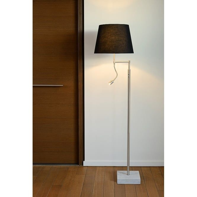 19 best floor lamps images on pinterest cafe restaurant this floor lamp features a small flexible reading light with a low energy 3w mozeypictures Gallery