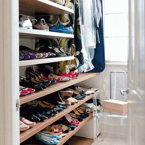 lavish brighton penthouse on the market for but it has a huge secret dressing room with shoe storage closet
