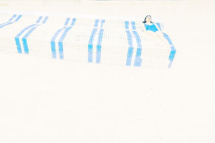 Corpos invisíveis na fotografia de Andrea Koporova