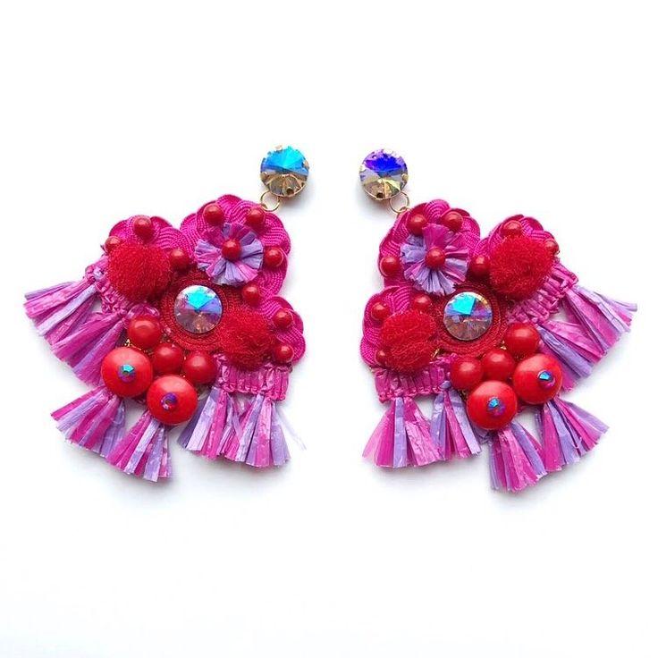"Páči sa mi to: 10, komentáre: 1 – ArtJewelry by Kristína Jurinyi (@k.j.artjewelry) na Instagrame: ""Hmmm YUMMY  #artjewelrybykristinajurinyi #handmadejewelry #handmade #handmadeearring…"""