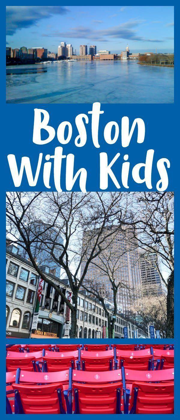 A guide to Boston With Kids in all four seasons, including activities, attractions, and events, along with some travel recommendations.